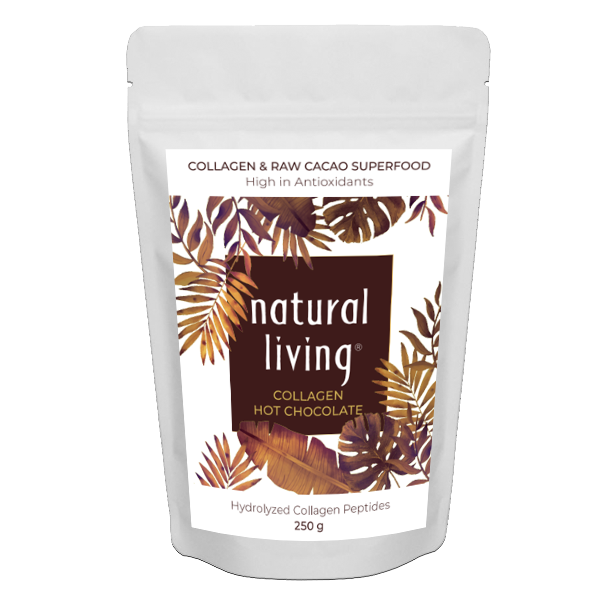 Pure Collagen Hot Chocolate Mix with Raw Cacao - 250g