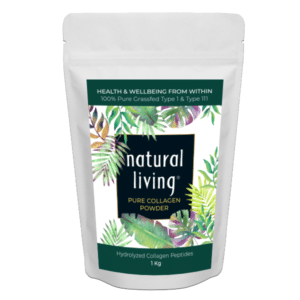 Pure Hydrolysed Grass-fed Collagen Powder in 1kg Pouch
